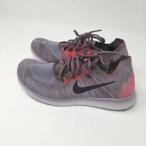 7375676a1bab Nike Shoes - Women s Nike free RN flyknit 2017. Taupe grey